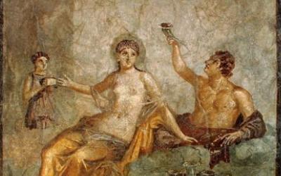 """In vino veritas….. """"c'è saggezza nel vino"""""""